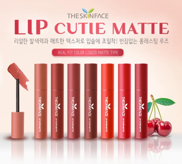 Truy tìm lý do The Skinface Lips Cutie Matte khiến các tín đồ làm đẹp review điên đảo - Ảnh 1.
