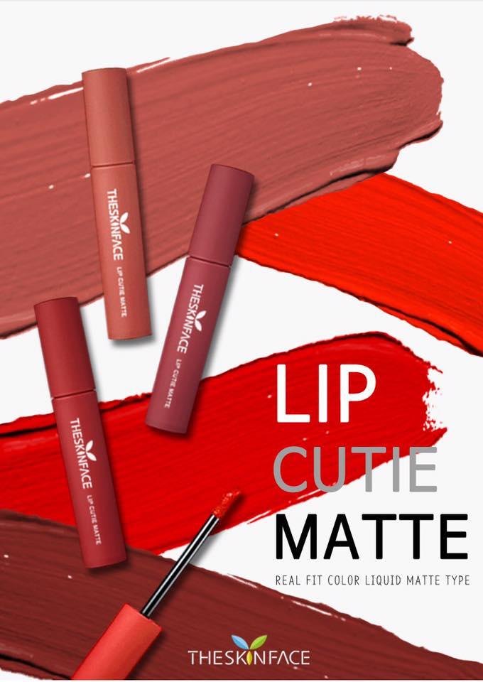 Truy tìm lý do The Skinface Lips Cutie Matte khiến các tín đồ làm đẹp review điên đảo - Ảnh 3.