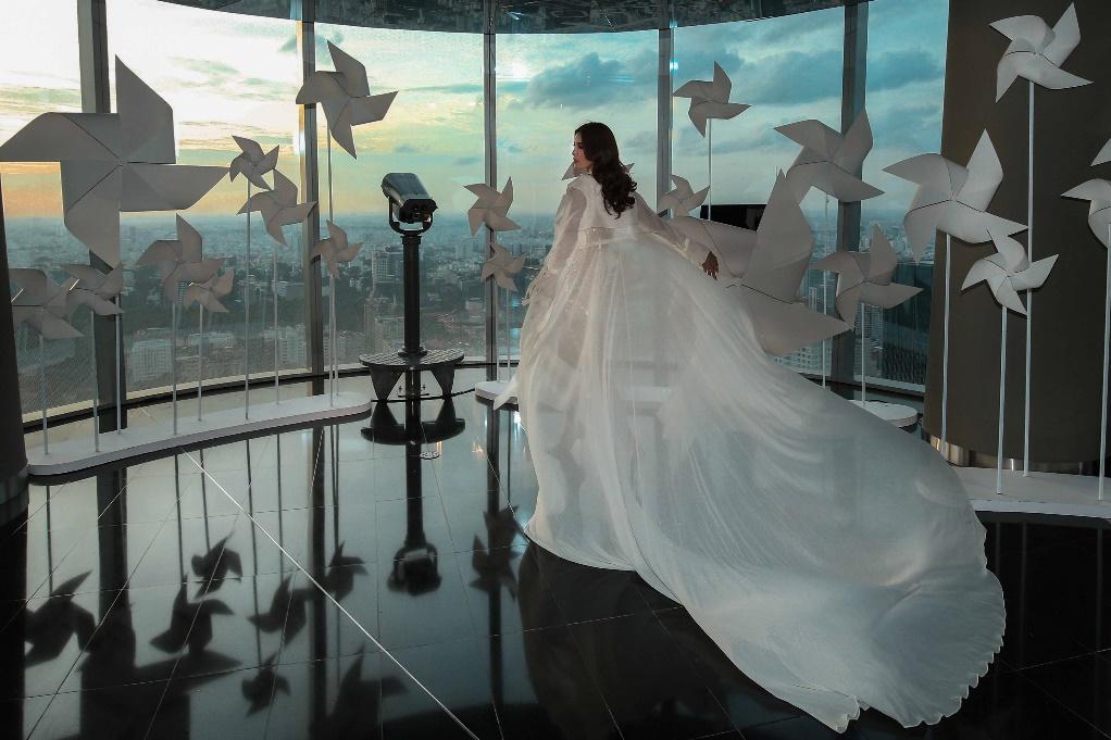 Sau fashion show cực thành công, NTK Chung Thanh Phong bất ngờ tiết lộ bí mật sau hậu trường - Ảnh 3.