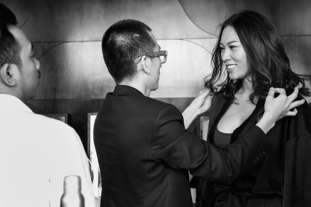 Sau fashion show cực thành công, NTK Chung Thanh Phong bất ngờ tiết lộ bí mật sau hậu trường - Ảnh 7.