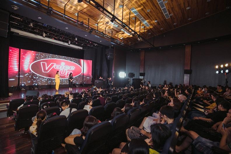 Voice Up 2018 xuất sắc hoàn thành hơn nửa chặng đường - Ảnh 2.