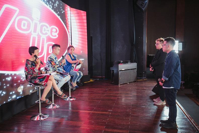 Voice Up 2018 xuất sắc hoàn thành hơn nửa chặng đường - Ảnh 8.
