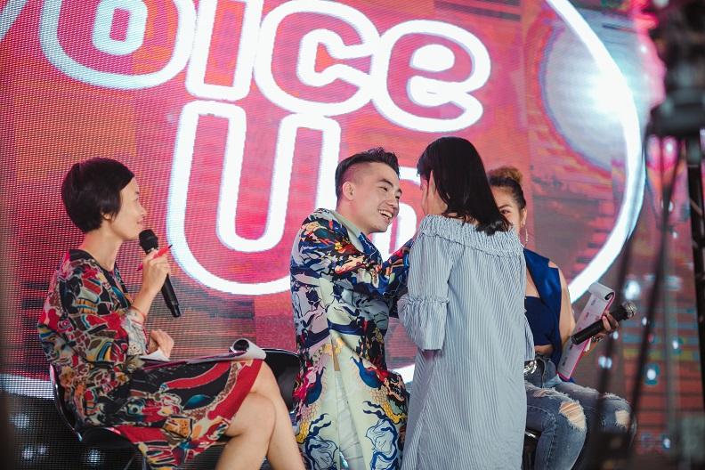 Voice Up 2018 xuất sắc hoàn thành hơn nửa chặng đường - Ảnh 9.