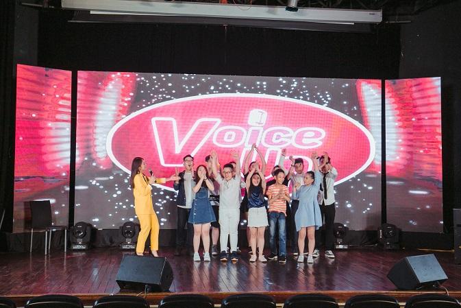 Voice Up 2018 xuất sắc hoàn thành hơn nửa chặng đường - Ảnh 10.