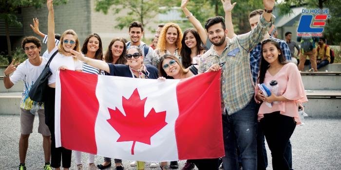 SDS Canada 2018 du học không chứng minh tài chính và nhận ưu đãi khủng từ UE - Ảnh 1.