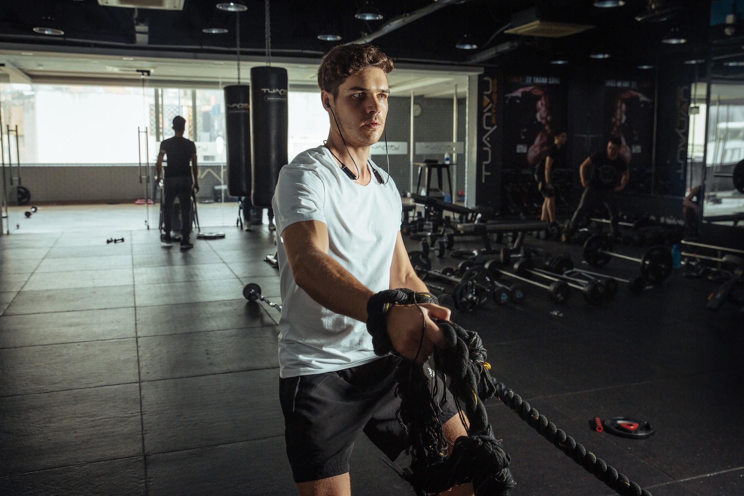 Người bạn tri kỷ giúp tôi vượt qua sức ỳ khi đi tập gym một mình - Ảnh 1.