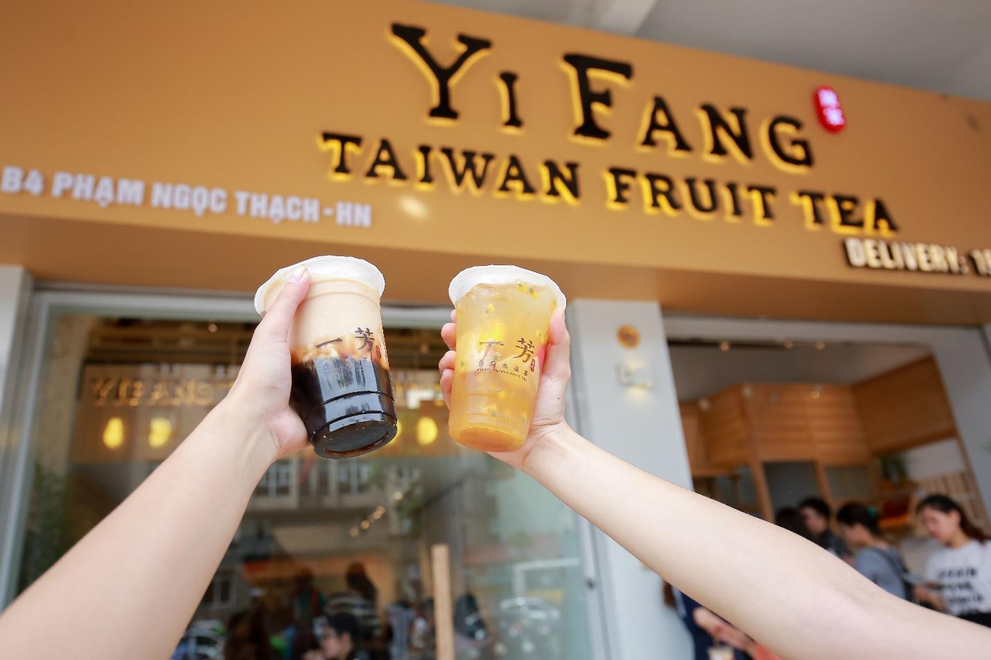 Giải mã cơn sốt sữa tươi trân châu đường đen tại YiFang Tea - Ảnh 7.