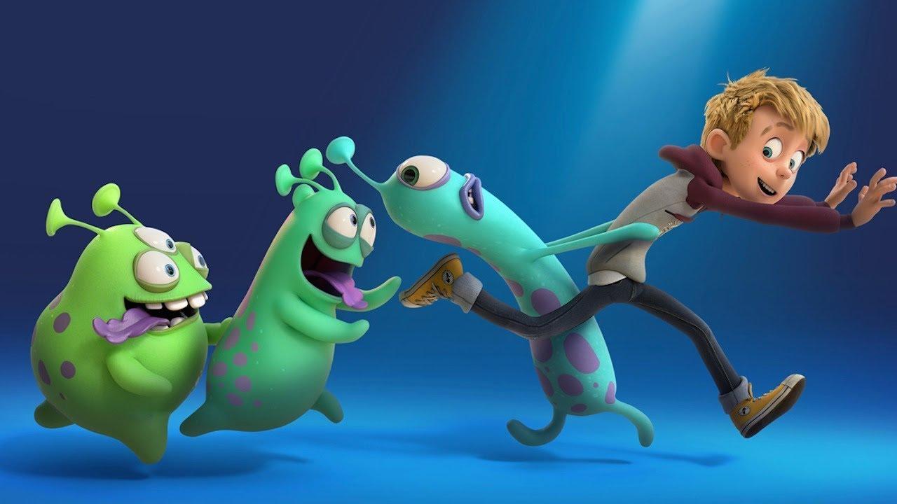 Cười quên lối về với Luis và nhóm bạn ngoài hành tinh - Ảnh 4.