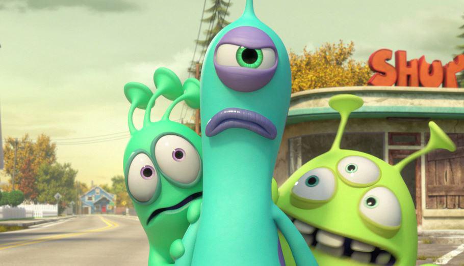 Cười quên lối về với Luis và nhóm bạn ngoài hành tinh - Ảnh 5.
