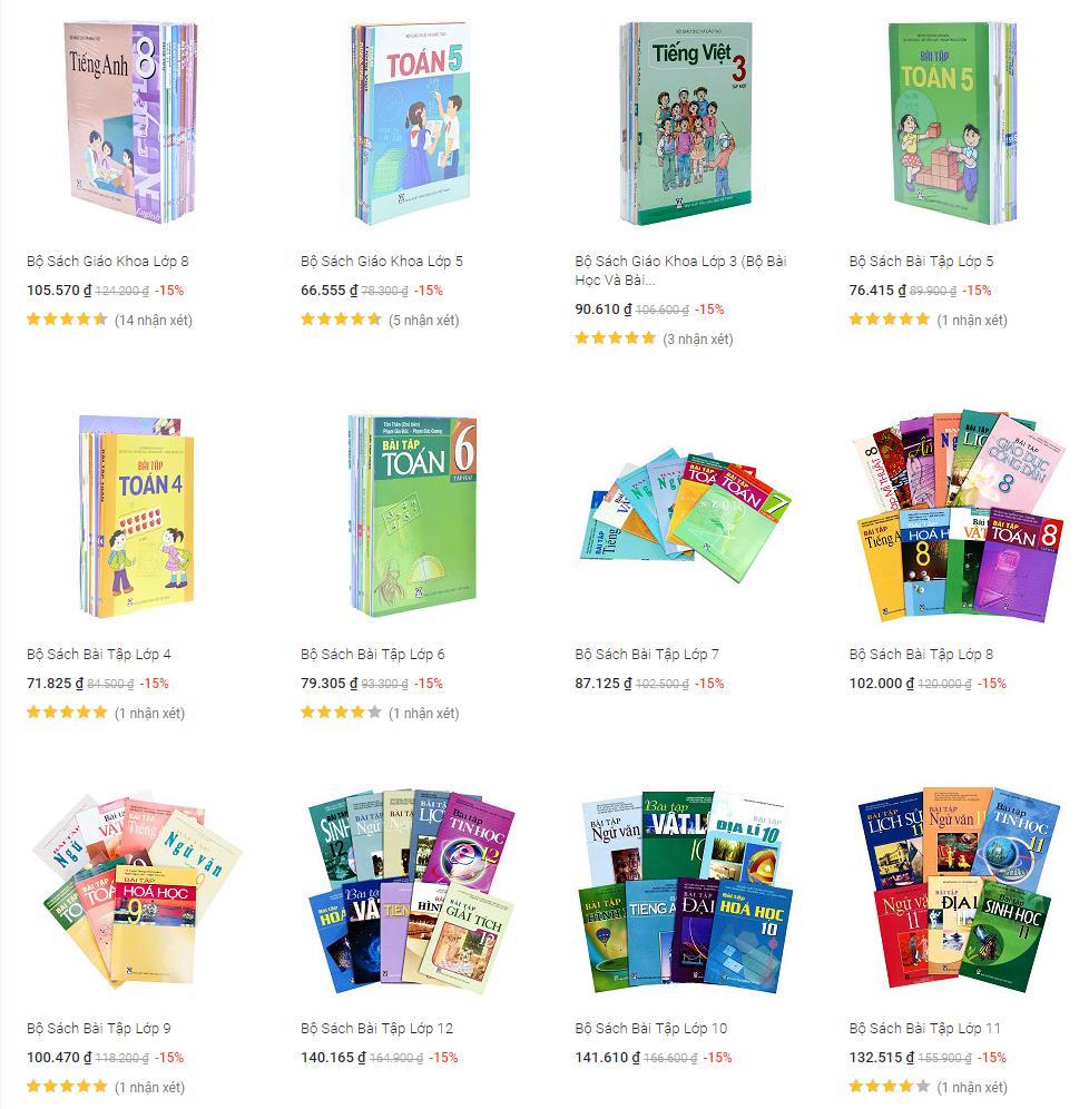 Tiki.vn tặng 2 triệu quyển vở cùng loạt khuyến mãi lớn mùa tựu trường - Ảnh 3.