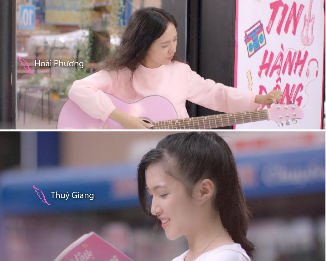 Truy tìm 6 cô gái toả sáng cùng MIN trong MV đẹp như mơ - Ảnh 3.