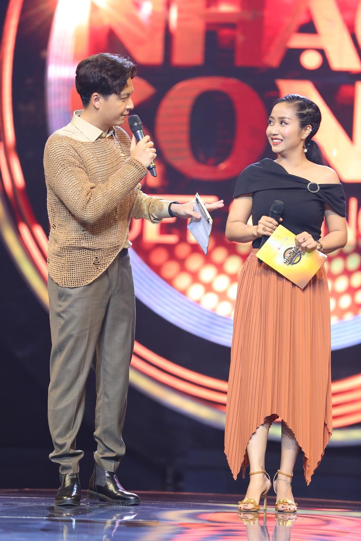 Khương Ngọc, Khả Như xích mích nhau vì giành phần giới thiệu với khán giả - Ảnh 5.