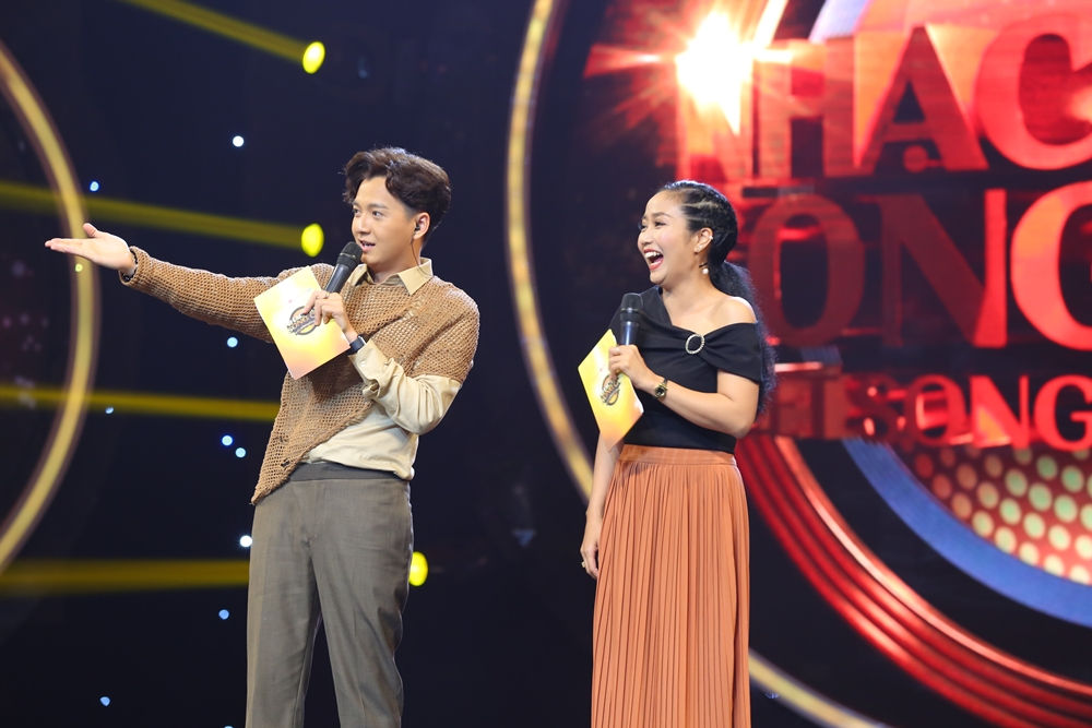 Khương Ngọc, Khả Như xích mích nhau vì giành phần giới thiệu với khán giả - Ảnh 6.