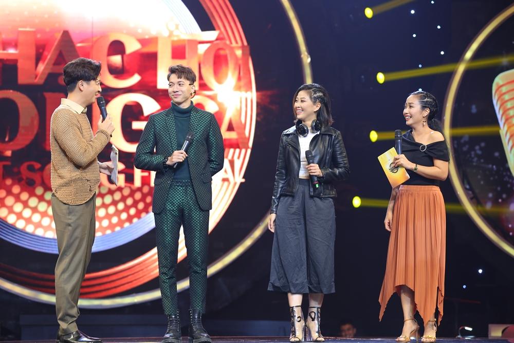 Khương Ngọc, Khả Như xích mích nhau vì giành phần giới thiệu với khán giả - Ảnh 7.