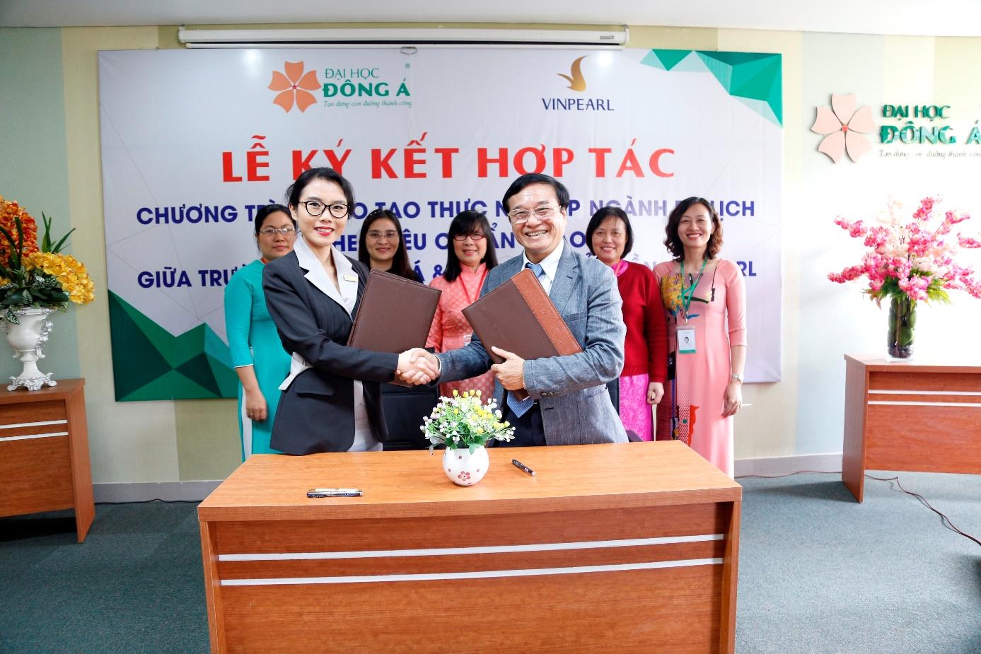 Gia nhập thị trường quốc tế cùng chương trình Du lịch tại Đại học Đông Á - Ảnh 3.