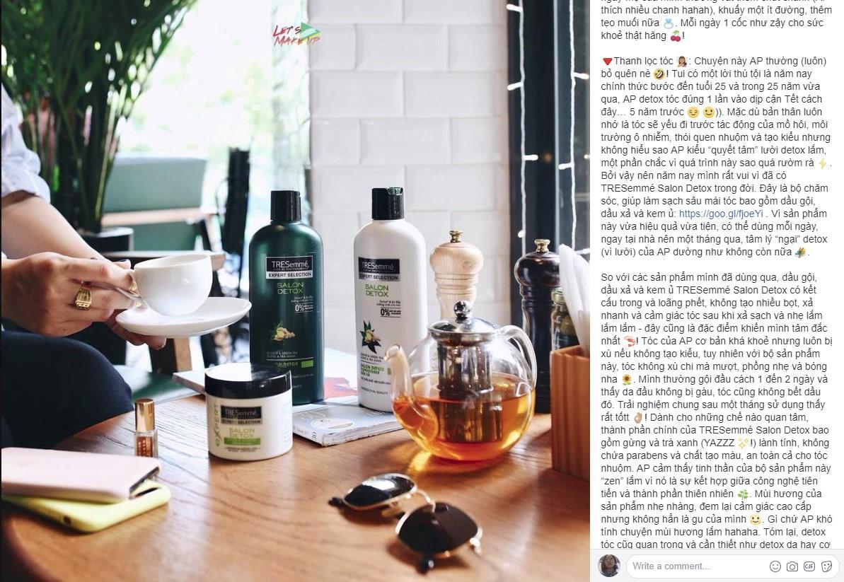 Đã qua rồi thời công dụng trà xanh chỉ để trị mụn, loạt beauty blogger Việt nâng tầm trà xanh để làm điều này nữa cơ - Ảnh 4.