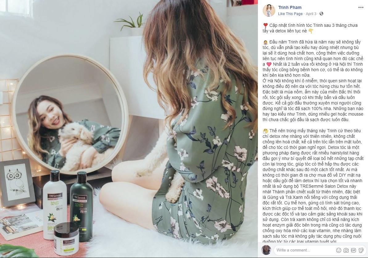 Đã qua rồi thời công dụng trà xanh chỉ để trị mụn, loạt beauty blogger Việt nâng tầm trà xanh để làm điều này nữa cơ - Ảnh 6.