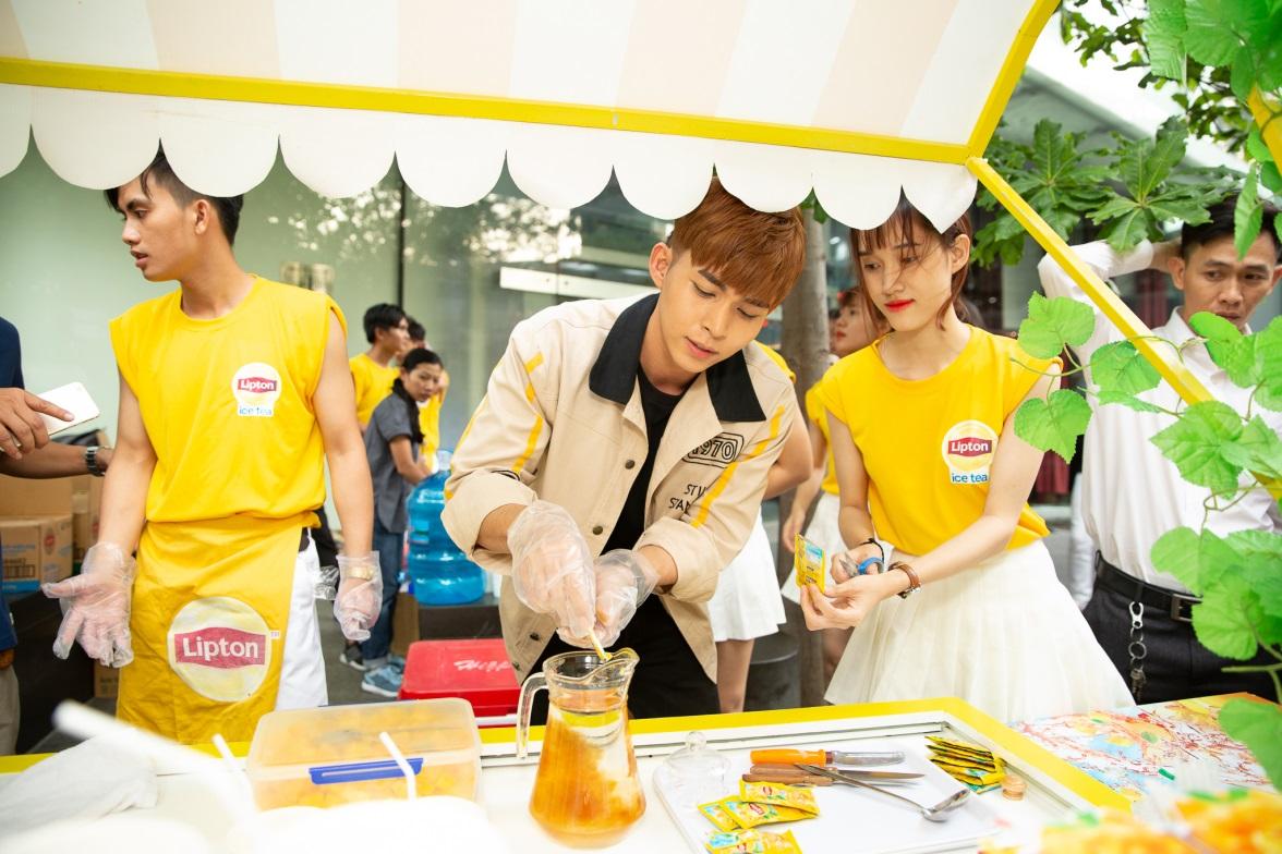 Bất ngờ khi thấy Jun Vũ - Jun Phạm, Min – Harry Lu hẹn hò trà chiều, hàng trăm fan đột kích buổi hẹn - Ảnh 7.