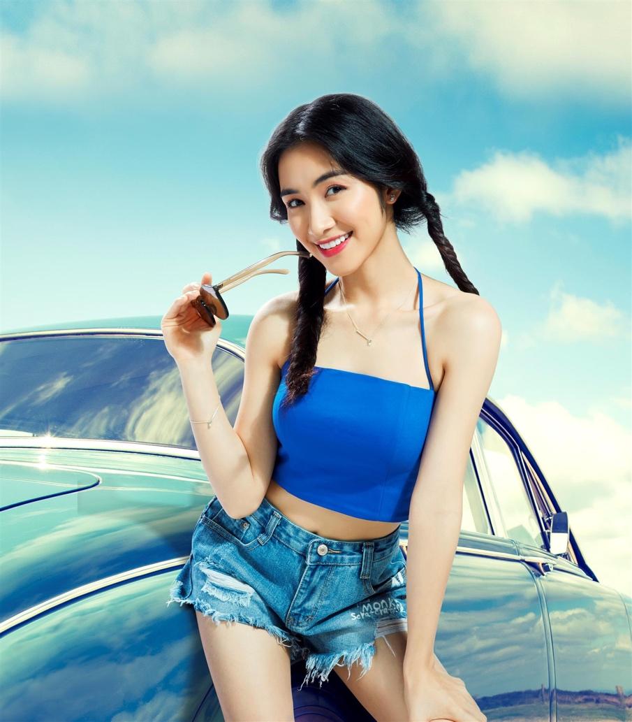 Mix đồ chuẩn cá tính đón ngày hè rực rỡ như Hòa Minzy, Jun Vũ, Sỹ Thanh - Ảnh 2.