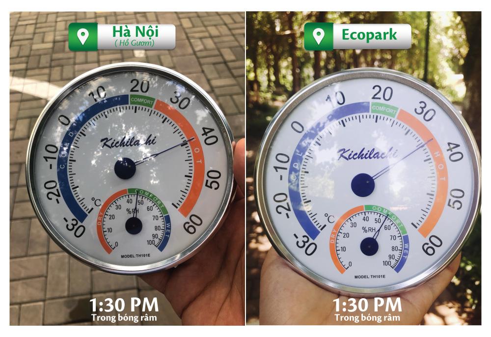 Kỳ lạ, cư dân Ecopark không cần bật điều hòa giữa ngày nóng đỉnh điểm - Ảnh 1.