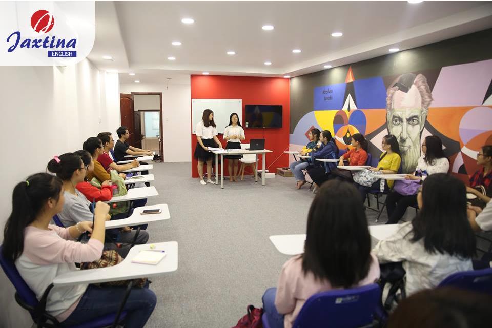 Đột phá học tiếng Anh với phương pháp học theo tiêu chuẩn Mỹ - Ảnh 2.