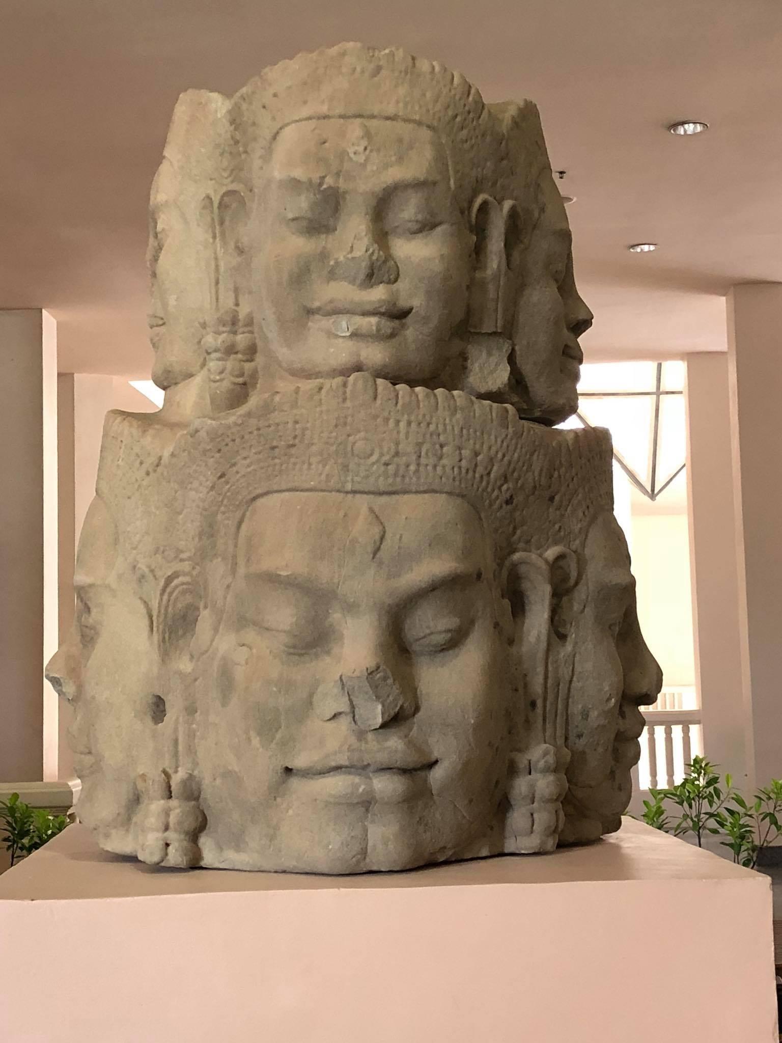 Angkor National Museum – Điểm dừng chân không nên bỏ lỡ? - Ảnh 8.
