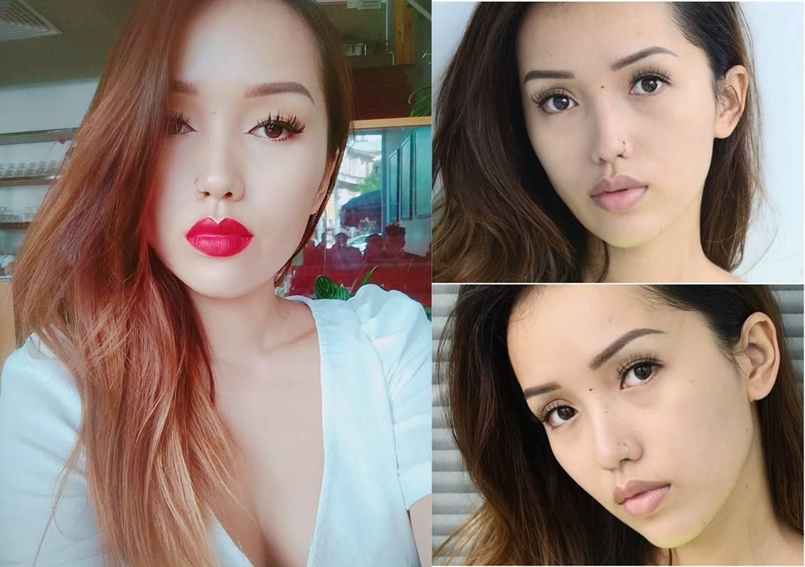 Diễm My 9x và loạt hot girl Việt rần rần thách nhau khoe ảnh selfie mặt mộc - Ảnh 6.