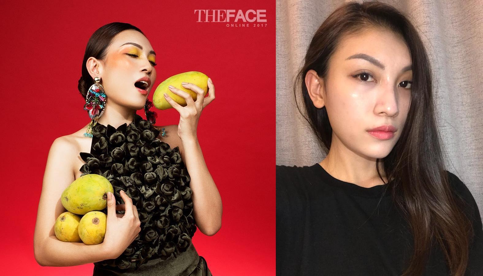 Diễm My 9x và loạt hot girl Việt rần rần thách nhau khoe ảnh selfie mặt mộc - Ảnh 8.