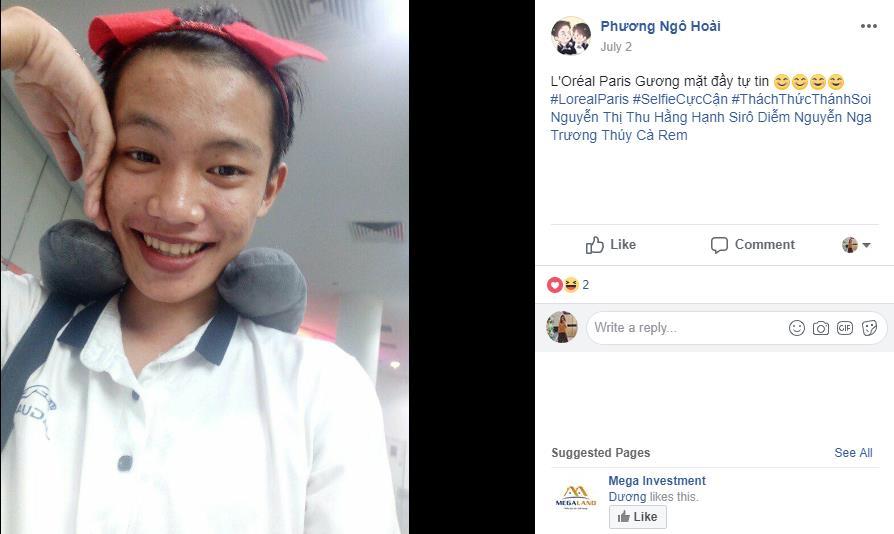 Diễm My 9x và loạt hot girl Việt rần rần thách nhau khoe ảnh selfie mặt mộc - Ảnh 11.