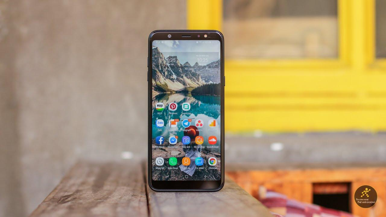5 smartphone giá rẻ lại khuyến mãi sâu tại Thế Giới Di Động - Ảnh 1.