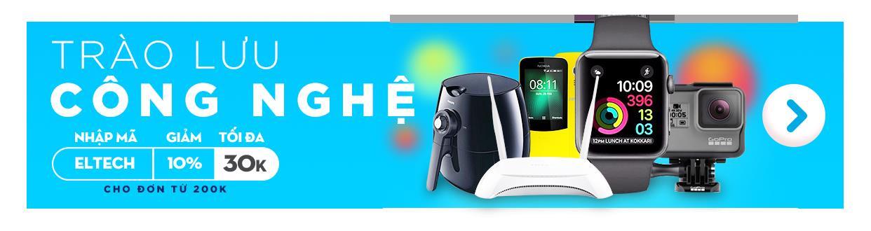 Cơn lốc công nghệ - Chỉ 3 ngày duy nhất tại Shopee - Ảnh 4.
