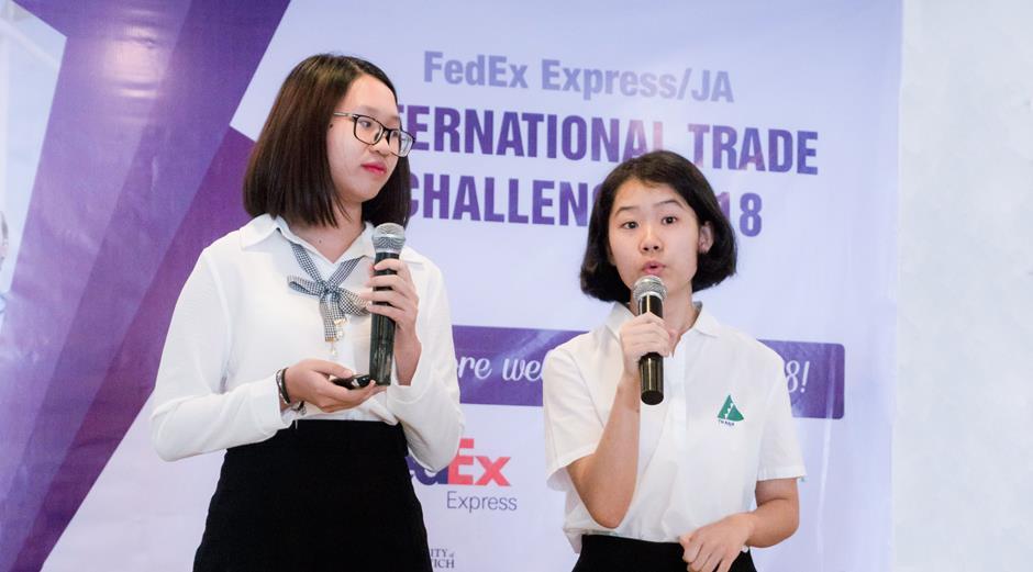 UK Academy đại diện Việt Nam dự thi ITC khu vực Châu Á Thái Bình Dương - 2018 - Ảnh 1.
