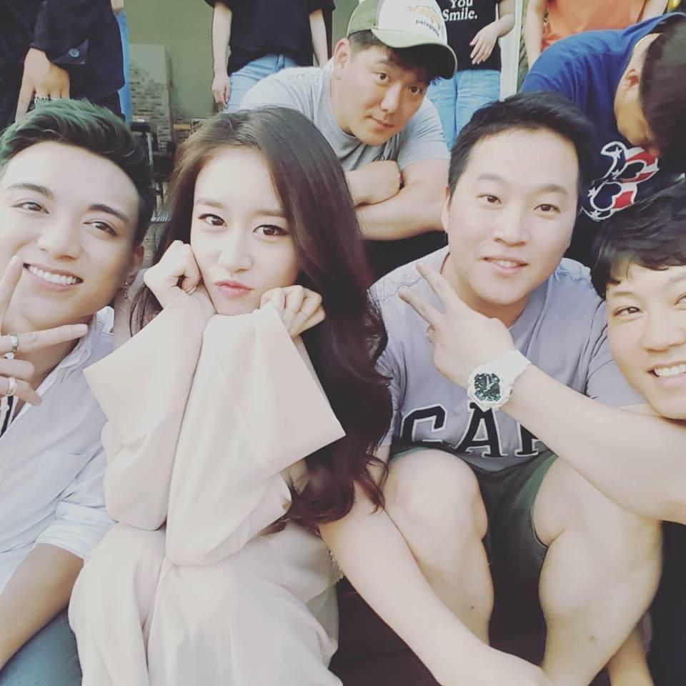 Soobin Hoàng Sơn, Ji Yeon bật mí tên ca khúc kết hợp, nhá hàng teaser đầu tiên - Ảnh 4.