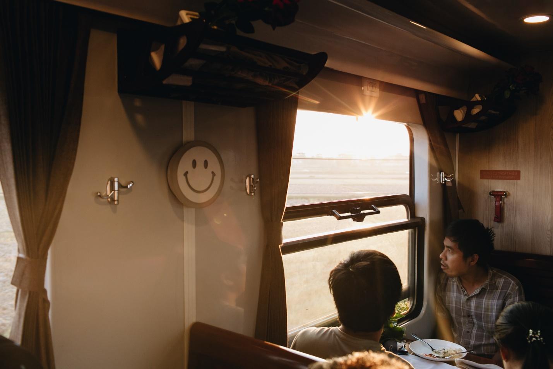 Chưa bao giờ lỗi thời! Du lịch bằng tàu hỏa là lựa chọn yêu thích của nhiều người trẻ ưa xê dịch - Ảnh 5.