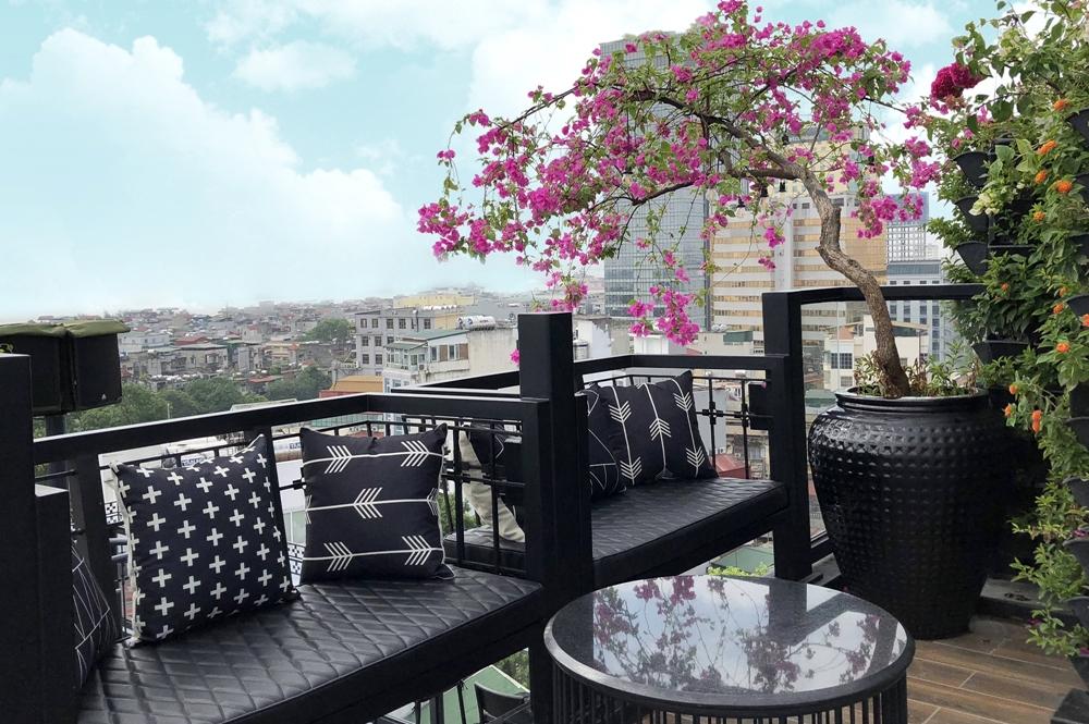 Khám phá 2 rooftop sang chảnh bậc nhất Hà Nội nằm trong phố cổ - Ảnh 6.