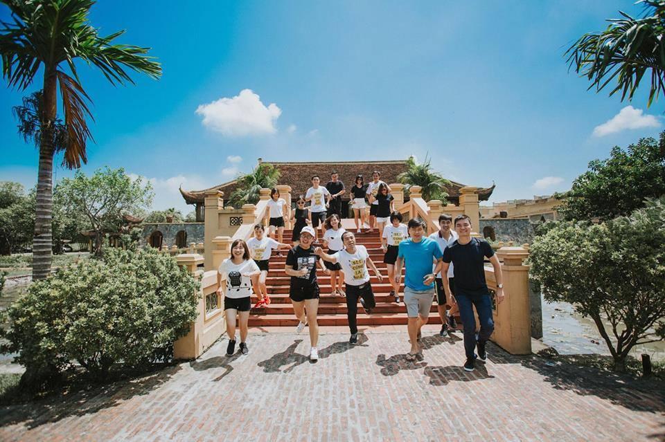Có một Emeralda Resort Ninh Binh đẹp như mơ giữa vùng đất cố đô Hoa Lư - Ảnh 9.