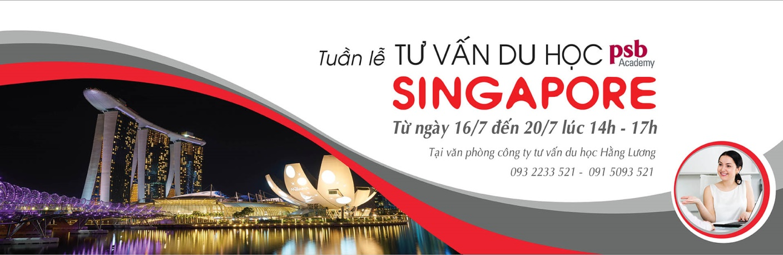 Tuần lễ tư vấn du họcSingapore: Học viện PSB 2018 - Ảnh 1.