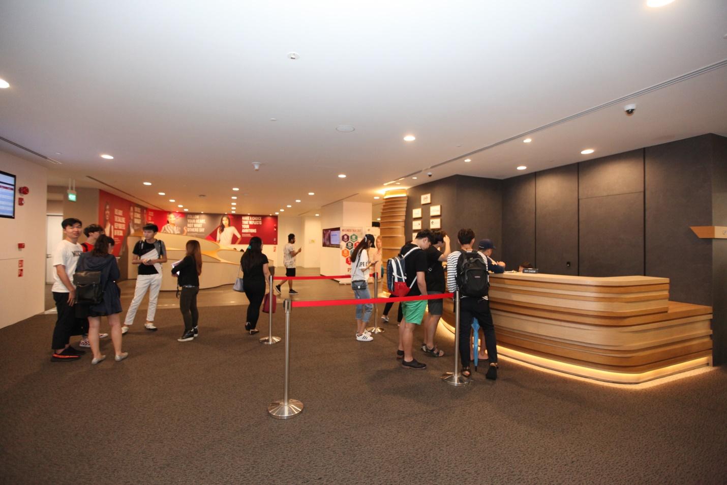 Tuần lễ tư vấn du họcSingapore: Học viện PSB 2018 - Ảnh 3.