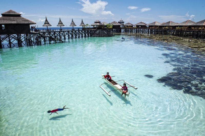 """Hè này muốn """"detox"""" cho tâm hồn thì không thể bỏ qua thiên đường biển đảo Kota Kinabalu - Ảnh 7."""