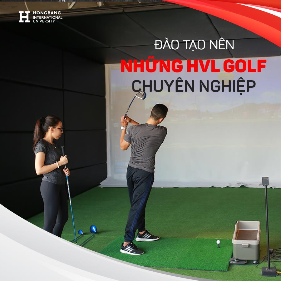 Ngành Golf và Gym – Fitness: Học nghề thời thượng thu nhập cao - Ảnh 1.