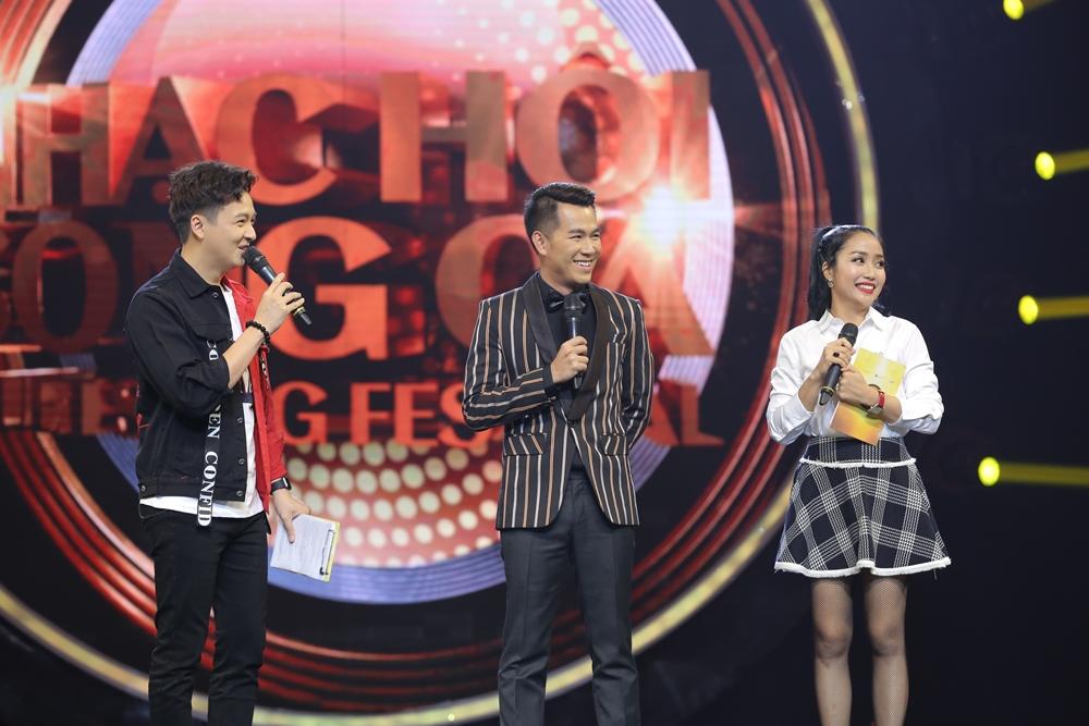 Sau ly hôn, Hồng Nhung rạng rỡ tham gia Nhạc hội song ca mùa 2 - Ảnh 10.