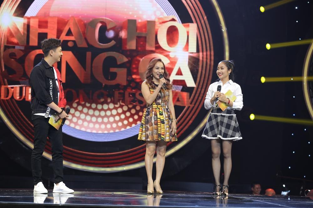 Sau ly hôn, Hồng Nhung rạng rỡ tham gia Nhạc hội song ca mùa 2 - Ảnh 11.
