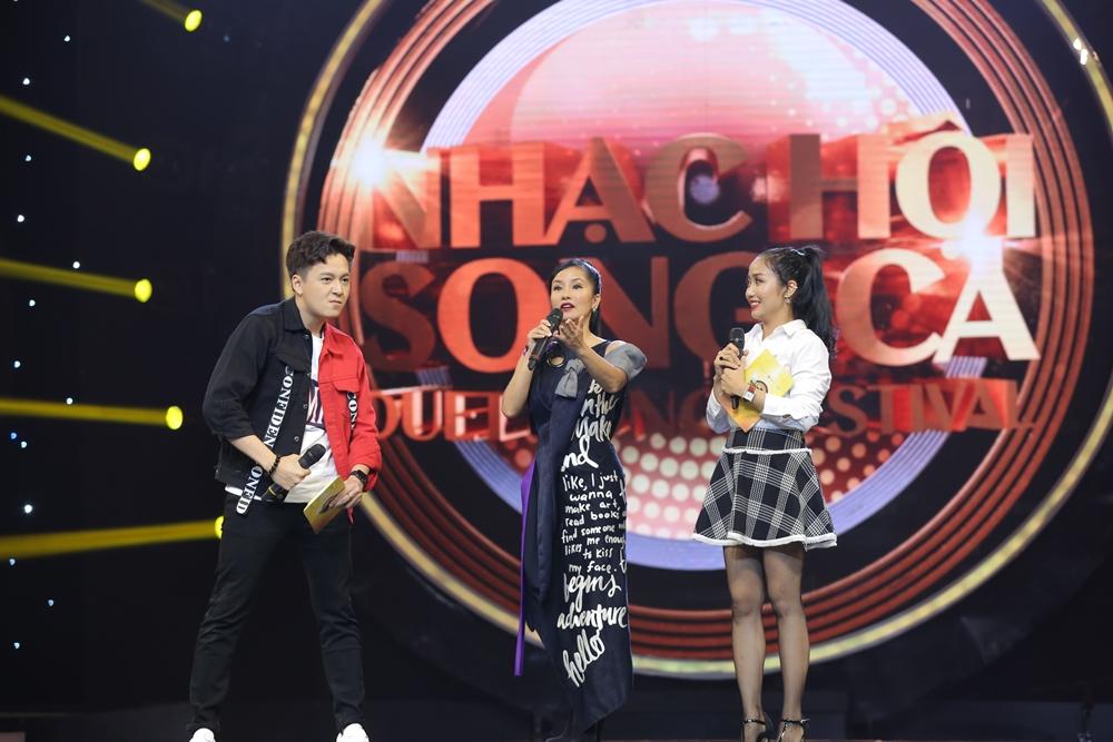 Sau ly hôn, Hồng Nhung rạng rỡ tham gia Nhạc hội song ca mùa 2 - Ảnh 14.