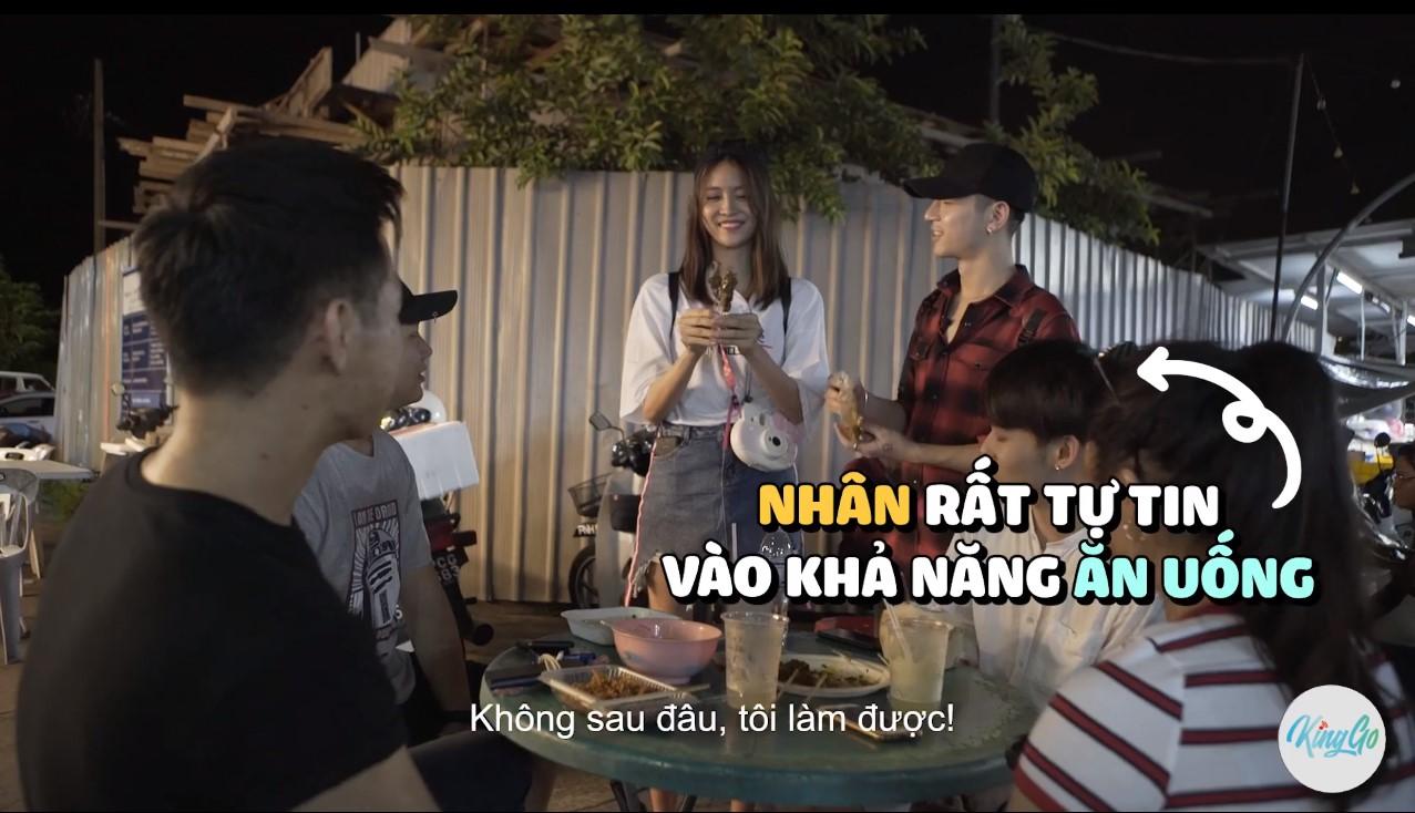 """Bình An bất ngờ """"tỏ tình"""" với Đồng Ánh Quỳnh trong tập 2 Trải nghiệm Malaysia đa sắc màu - Ảnh 5."""