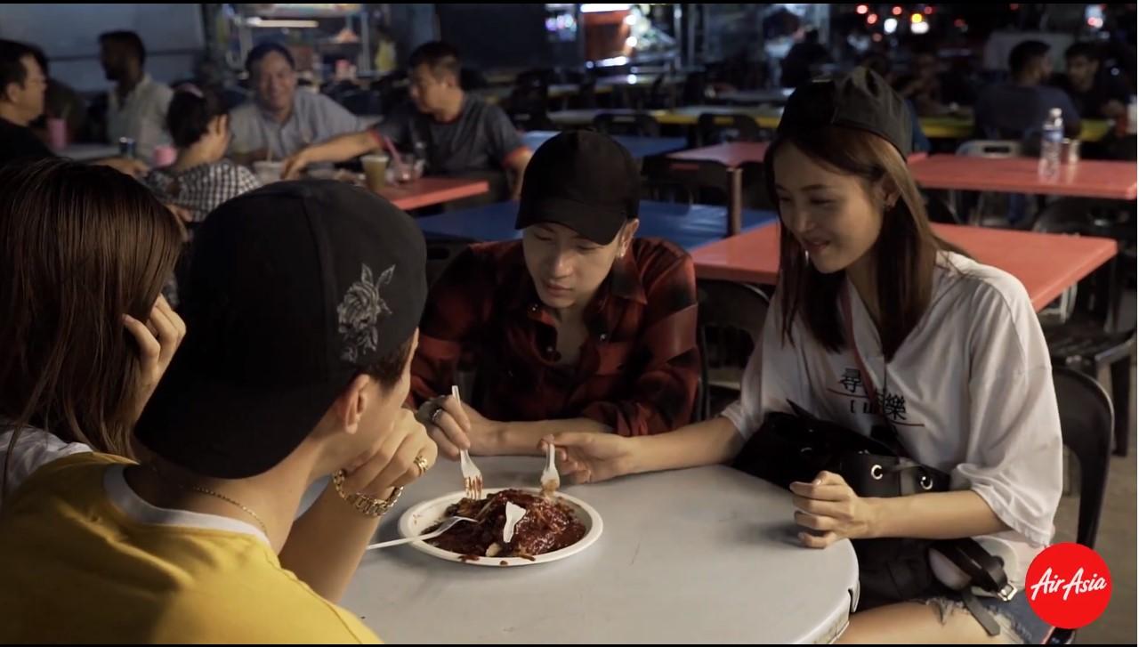 """Bình An bất ngờ """"tỏ tình"""" với Đồng Ánh Quỳnh trong tập 2 Trải nghiệm Malaysia đa sắc màu - Ảnh 7."""