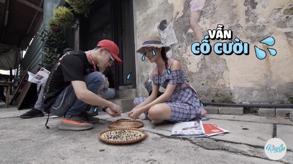 """Bình An bất ngờ """"tỏ tình"""" với Đồng Ánh Quỳnh trong tập 2 Trải nghiệm Malaysia đa sắc màu - Ảnh 11."""