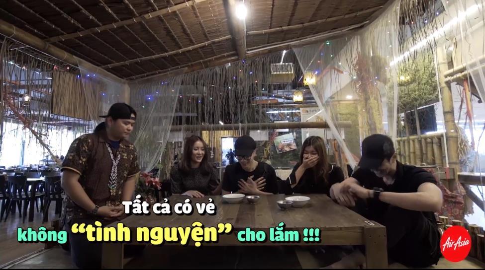 """Bình An bất ngờ """"tỏ tình"""" với Đồng Ánh Quỳnh trong tập 2 Trải nghiệm Malaysia đa sắc màu - Ảnh 16."""