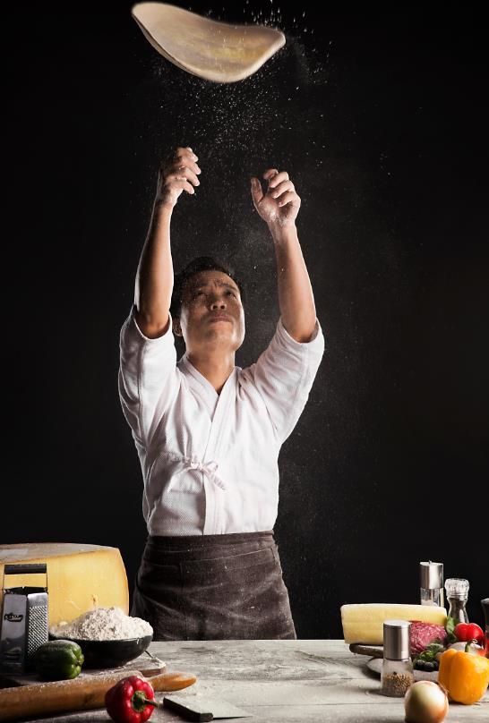 Câu chuyện của người đầu bếp Nhật nấu món Ý bằng cả thanh xuân - Ảnh 5.
