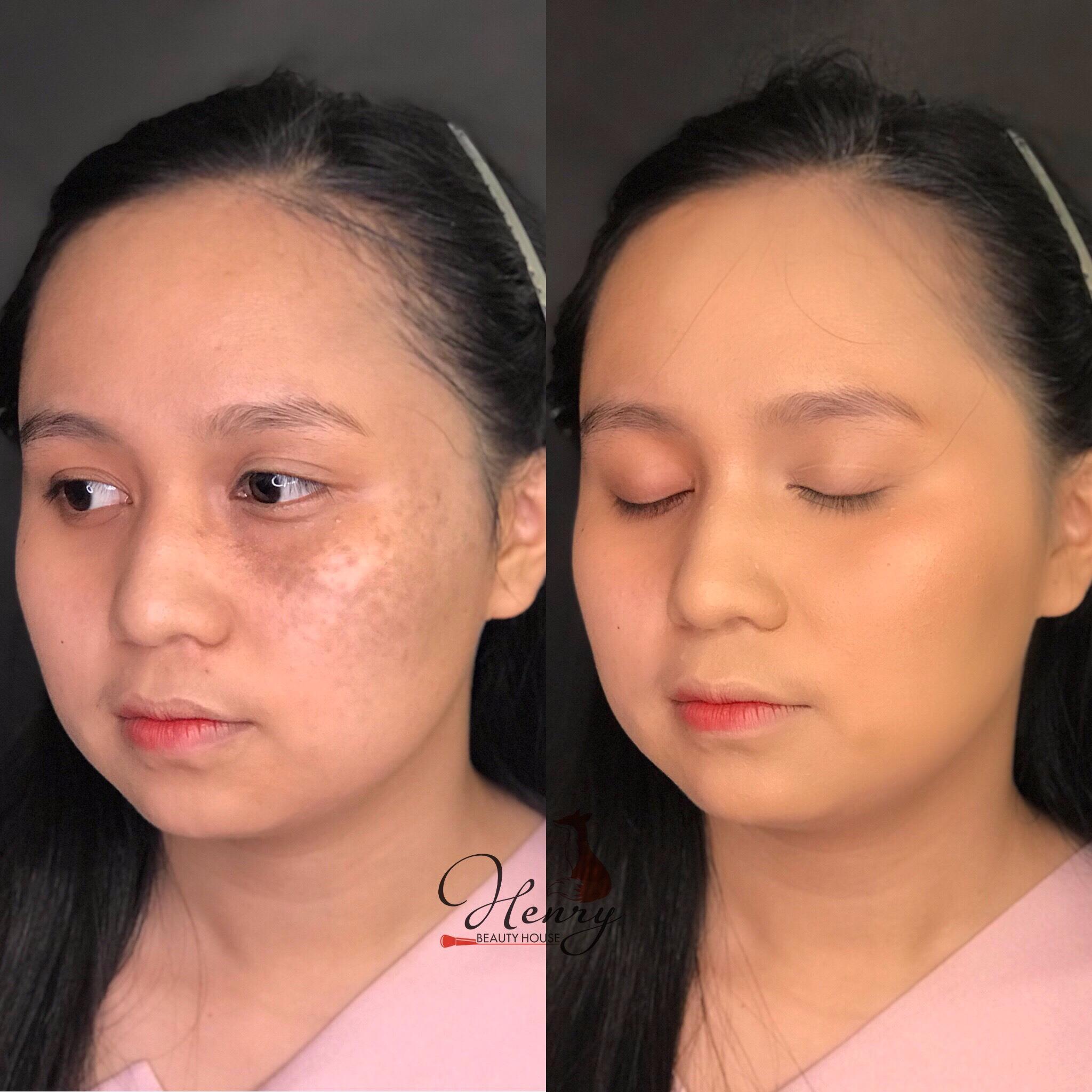 Chuyên gia makeup Henry Tran chia sẻ bí quyết để có một lớp nền hoàn hảo - Ảnh 4.