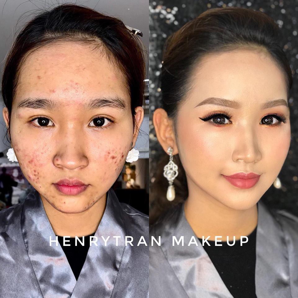 Chuyên gia makeup Henry Tran chia sẻ bí quyết để có một lớp nền hoàn hảo - Ảnh 5.